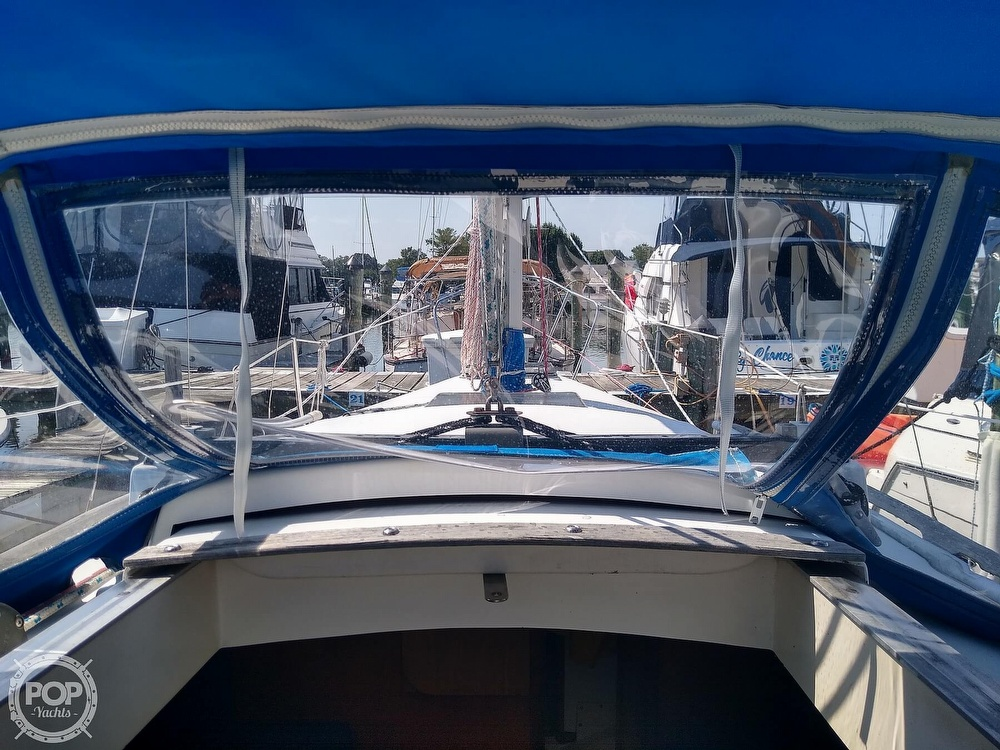1979 Bristol boat for sale, model of the boat is 29-9 & Image # 2 of 41