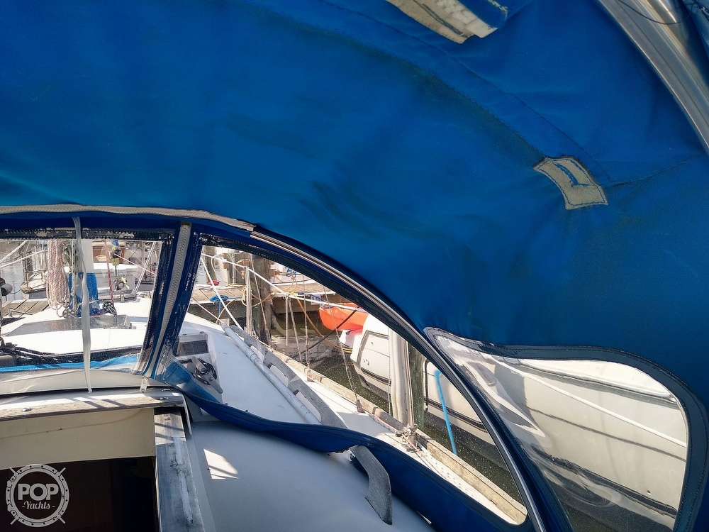 1979 Bristol boat for sale, model of the boat is 29-9 & Image # 20 of 41