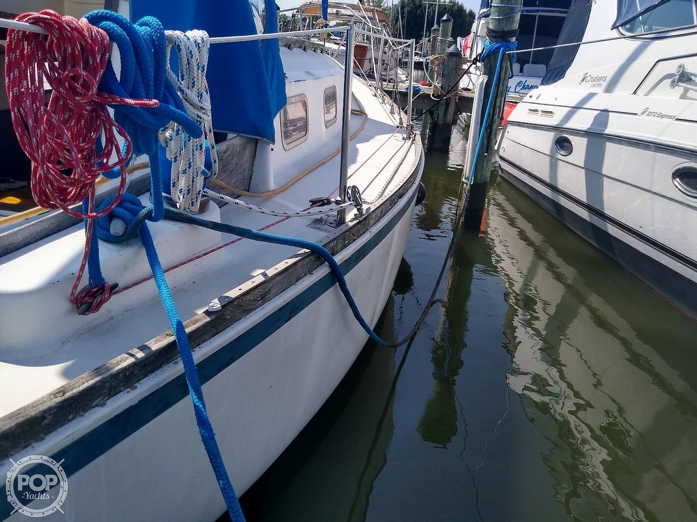1979 Bristol boat for sale, model of the boat is 29-9 & Image # 18 of 41