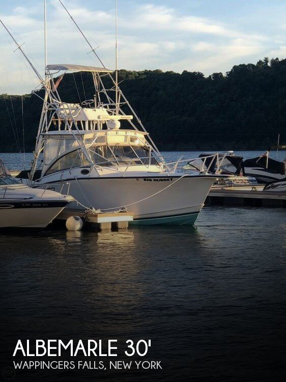 Used Albemarle Boats For Sale by owner | 1998 Albemarle 30