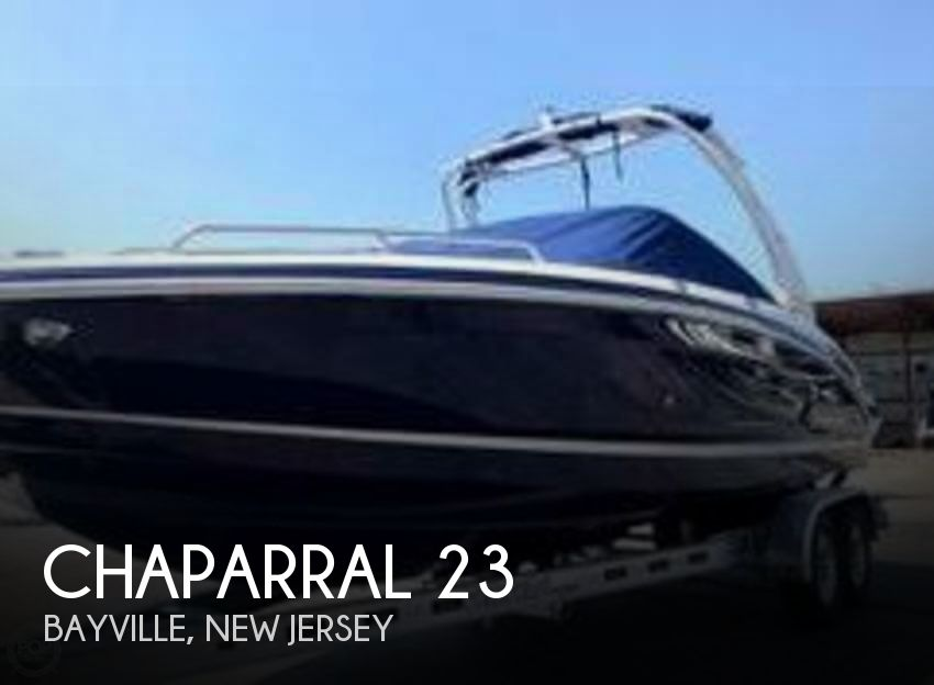 Used Chaparral 23 Boats For Sale by owner | 2017 Chaparral 23