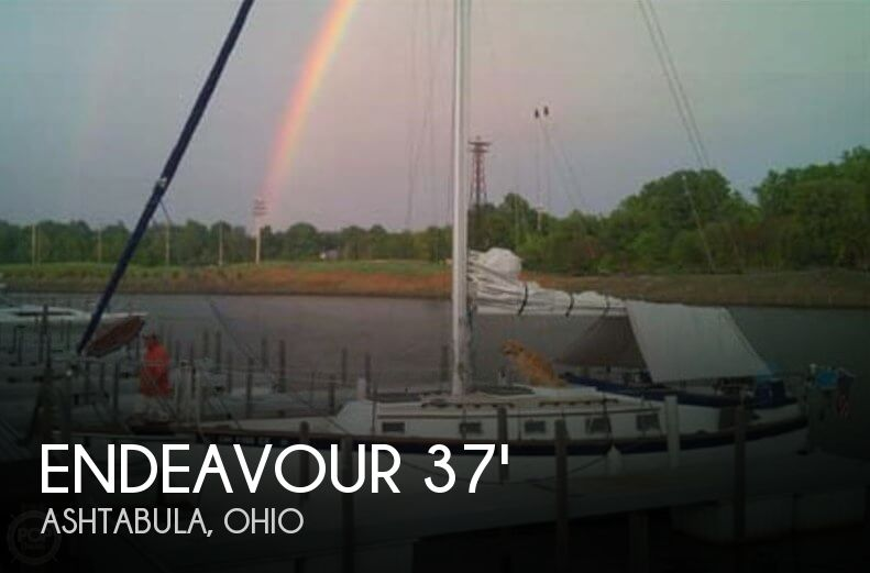 Used Sailboats For Sale in Ohio by owner | 1981 Endeavor 37