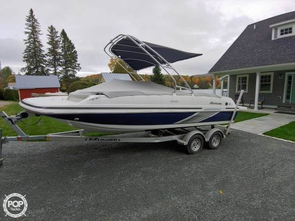 2016 Hurricane boat for sale, model of the boat is SS 201 & Image # 4 of 7