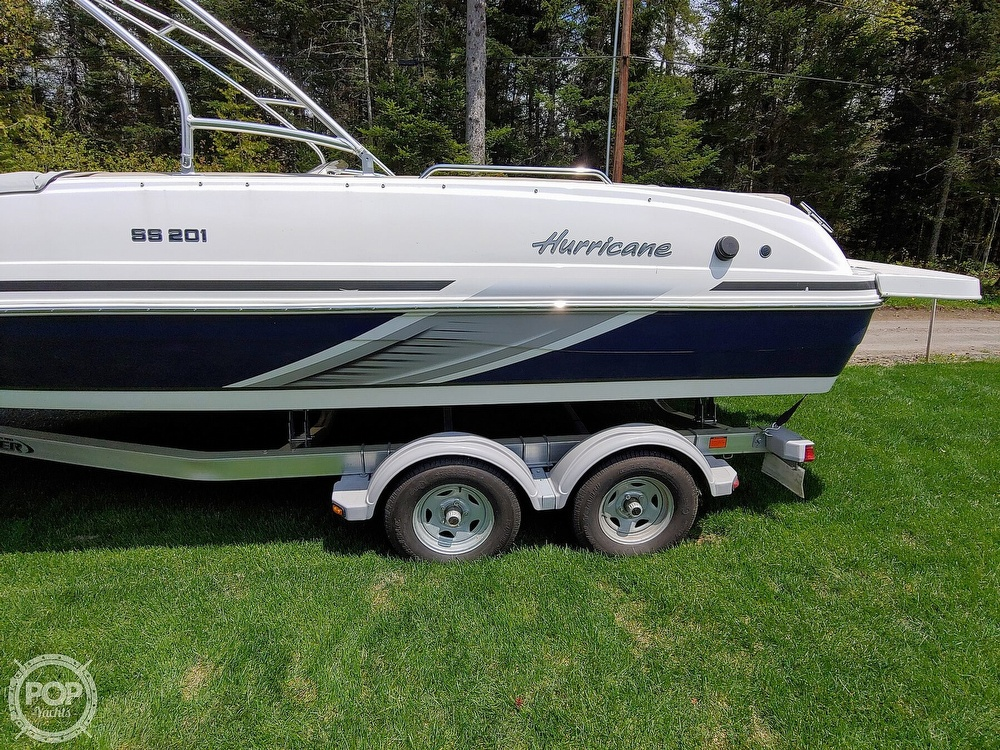 2016 Hurricane boat for sale, model of the boat is SS 201 & Image # 6 of 7