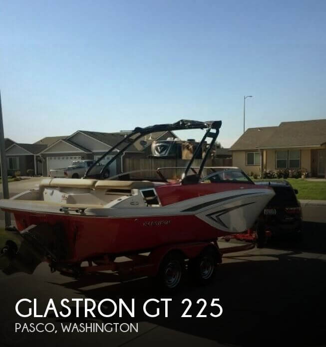 Used Boats For Sale in Kennewick, Washington by owner | 2015 Glastron GT 225