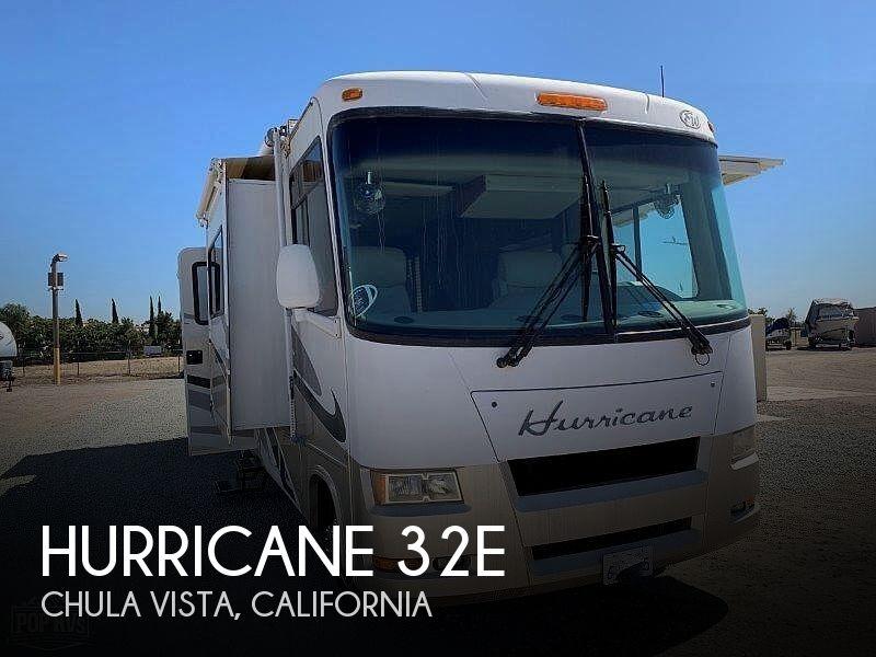 2007 Thor Motor Coach Hurricane 32E