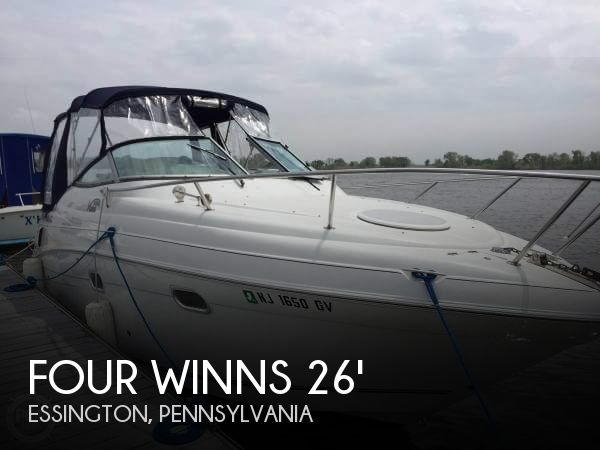 Used Four Winns Boats For Sale in Pennsylvania by owner | 2003 Four Winns 27