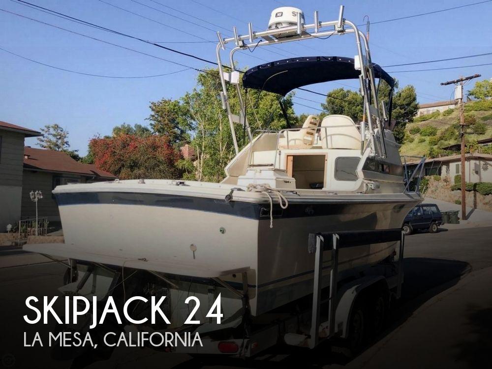 Used Skipjack Boats For Sale by owner | 1989 Skipjack 24