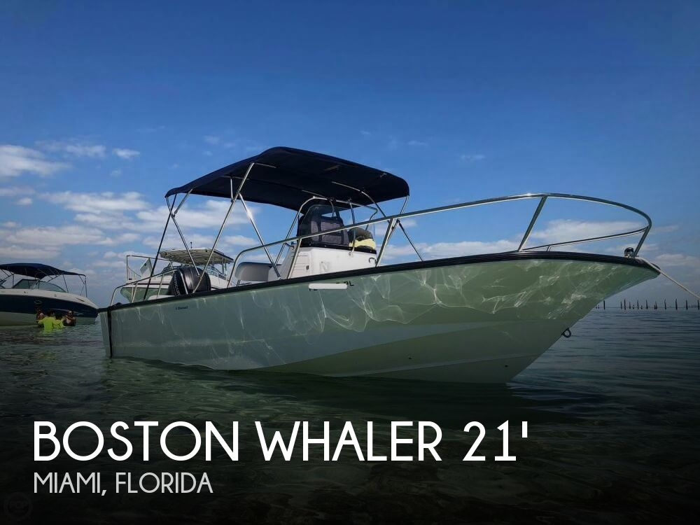 Used Boston Whaler 21 Boats For Sale by owner | 2012 Boston Whaler 21