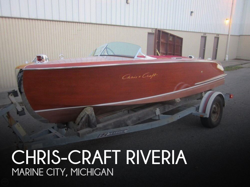 Used Riviera Boats For Sale by owner | 1951 Riviera 16