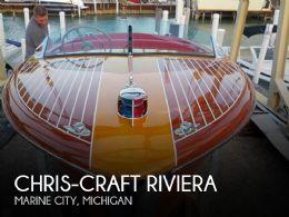 1951 Chris-Craft Riveria