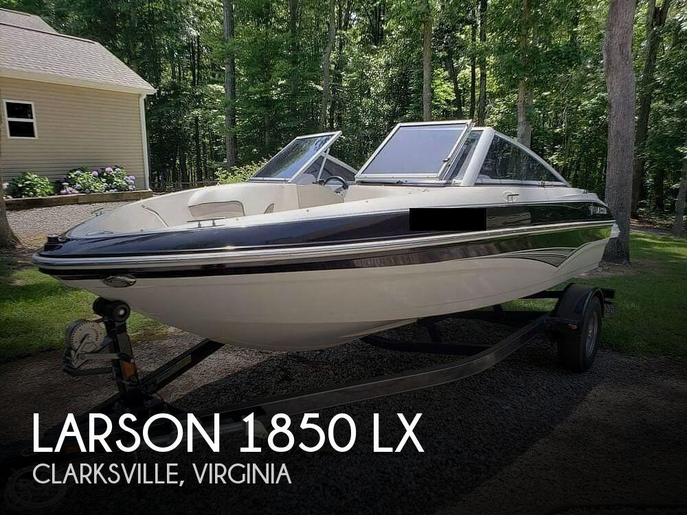 2010 LARSON 1850 LX for sale