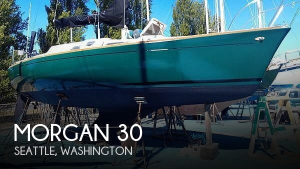 Used Sailboats For Sale by owner | 1973 Morgan 30