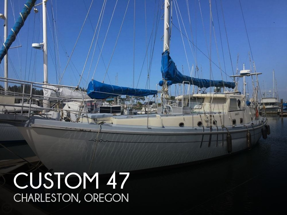 Used Boats For Sale in Oregon by owner | 2004 Custom 47