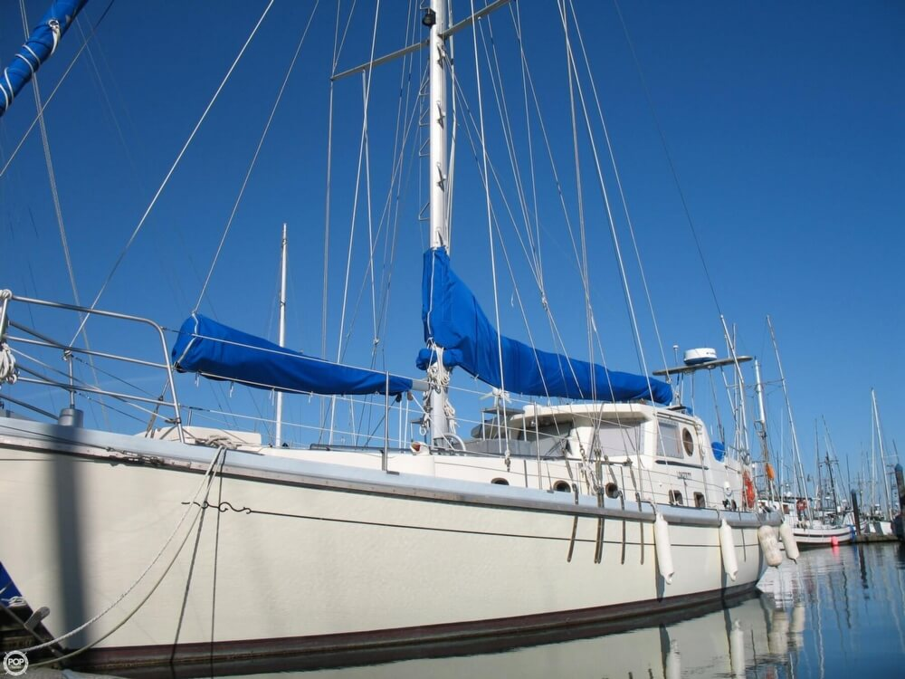 2004 Custom boat for sale, model of the boat is 47 & Image # 17 of 40
