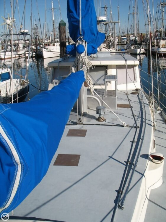 2004 Custom boat for sale, model of the boat is 47 & Image # 20 of 40