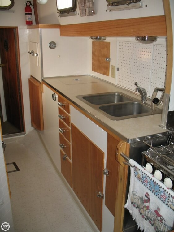2004 Custom boat for sale, model of the boat is 47 & Image # 5 of 40