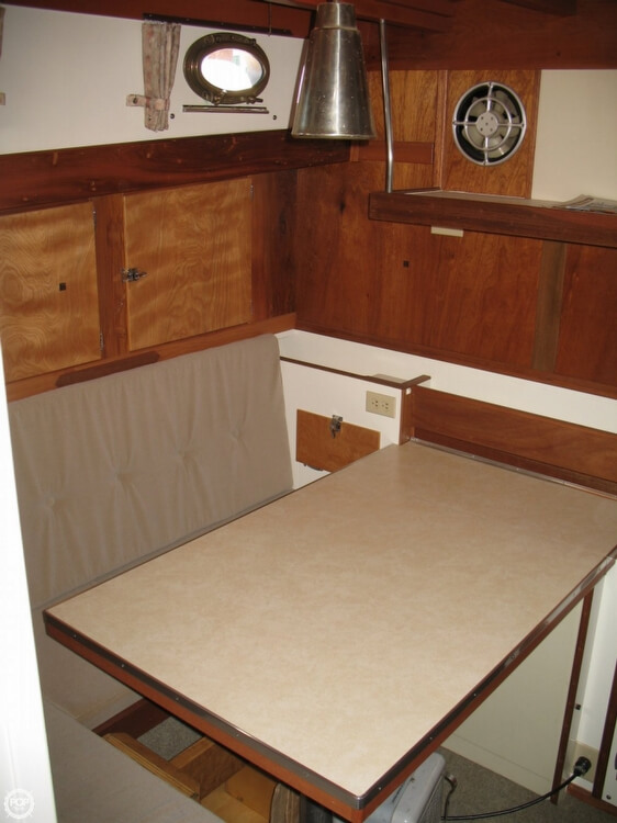 2004 Custom boat for sale, model of the boat is 47 & Image # 6 of 40