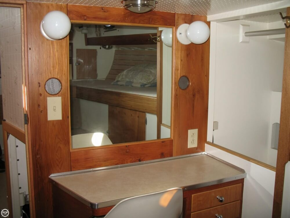 2004 Custom boat for sale, model of the boat is 47 & Image # 36 of 40