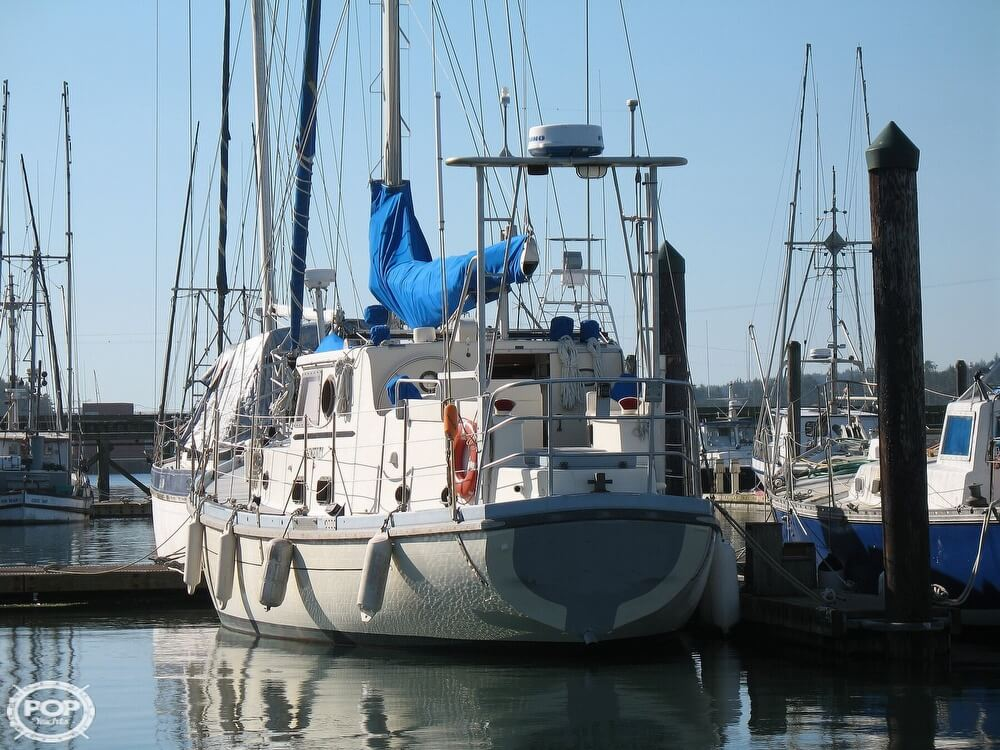 2004 Custom boat for sale, model of the boat is 47 & Image # 12 of 40