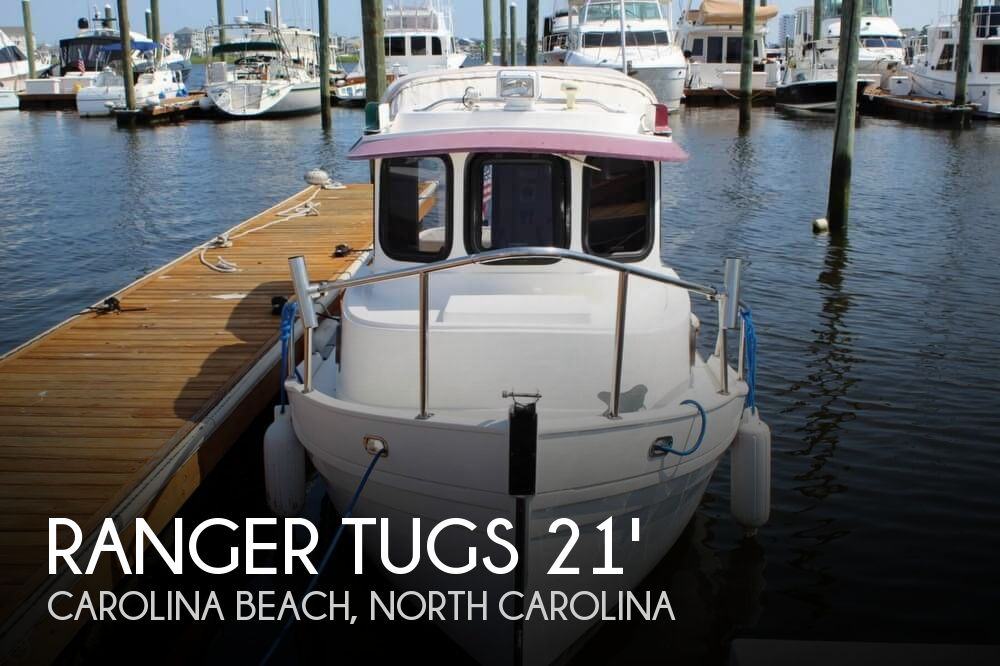 2004 Ranger Tugs boat for sale, model of the boat is 21 Classic & Image # 1 of 41