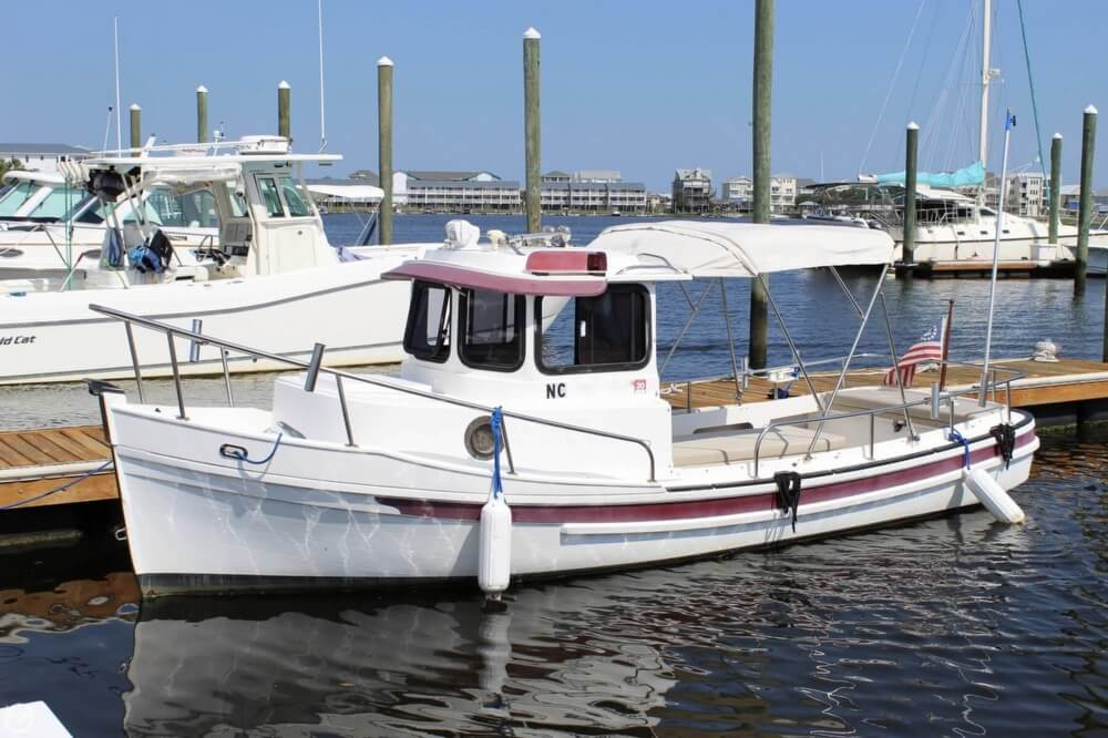 2004 Ranger Tugs boat for sale, model of the boat is 21 Classic & Image # 3 of 41