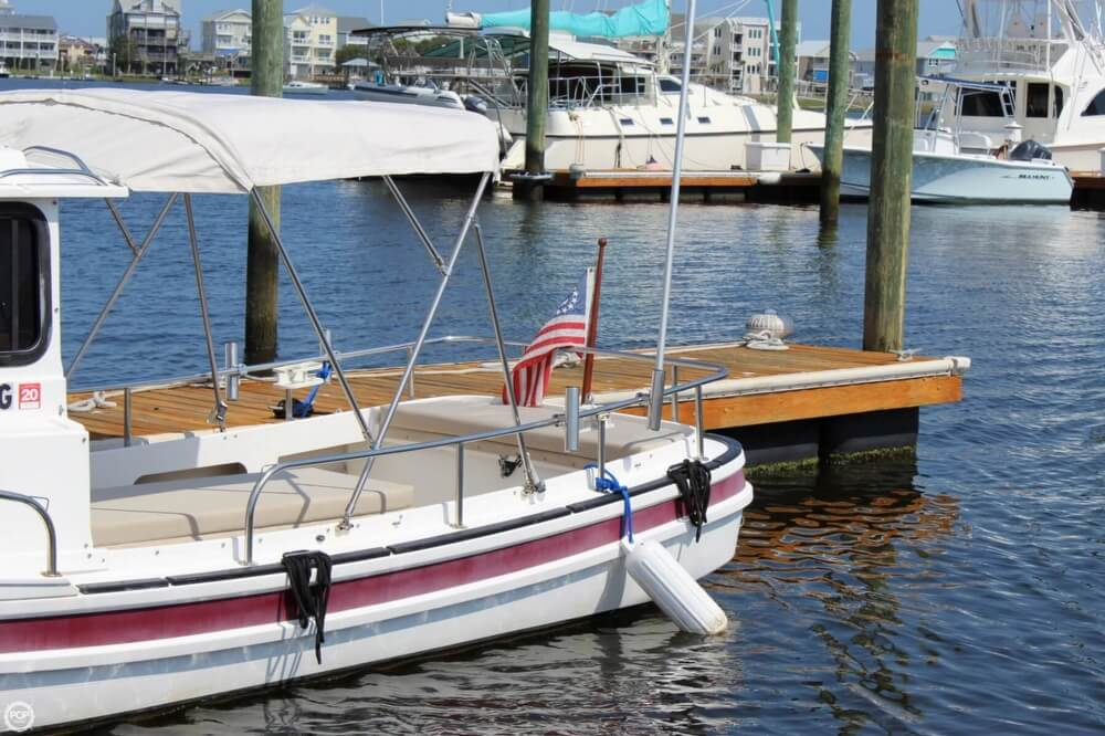 2004 Ranger Tugs boat for sale, model of the boat is 21 Classic & Image # 6 of 41