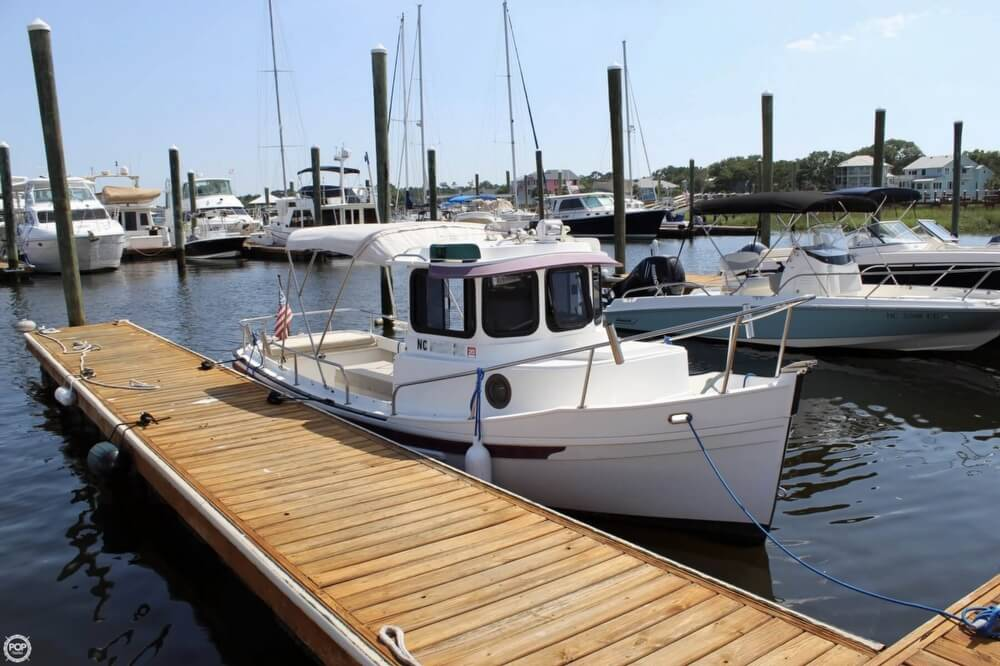 2004 Ranger Tugs boat for sale, model of the boat is 21 Classic & Image # 7 of 41
