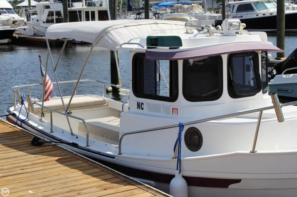 2004 Ranger Tugs boat for sale, model of the boat is 21 Classic & Image # 9 of 41