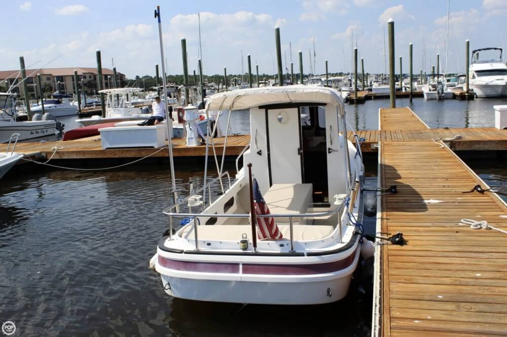 2004 Ranger Tugs boat for sale, model of the boat is 21 Classic & Image # 11 of 41