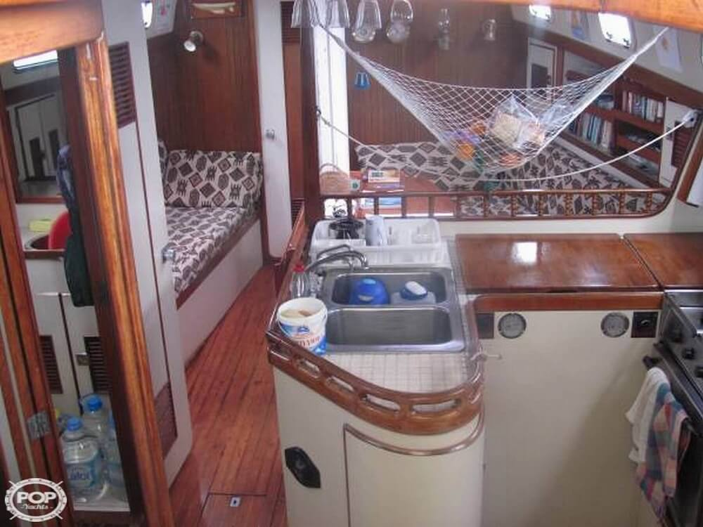 1991 Brewer boat for sale, model of the boat is Dolphin 43 & Image # 9 of 40