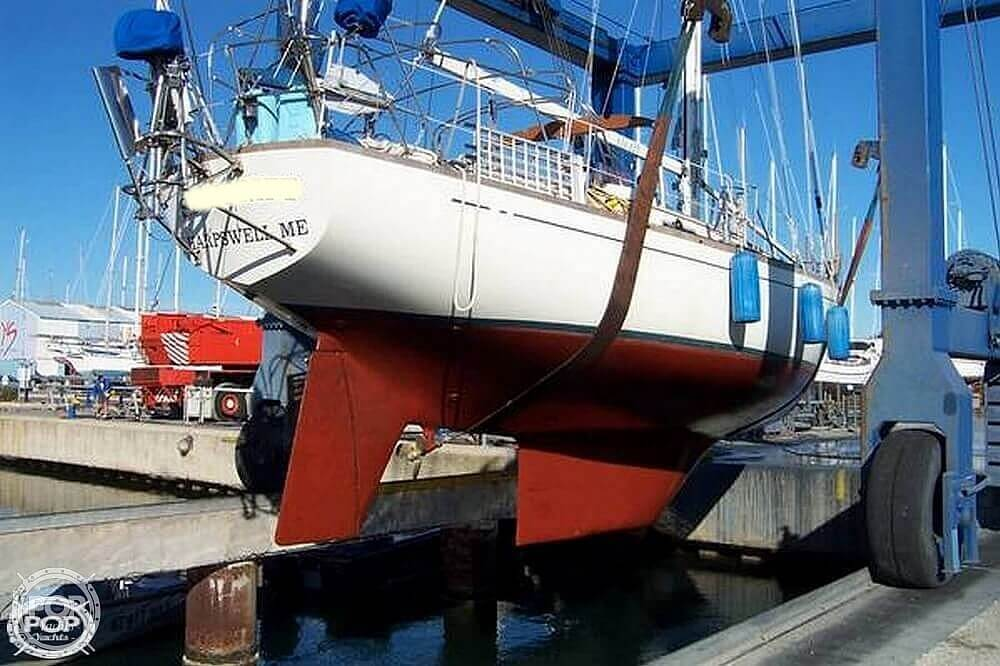 1991 Brewer boat for sale, model of the boat is Dolphin 43 & Image # 21 of 40