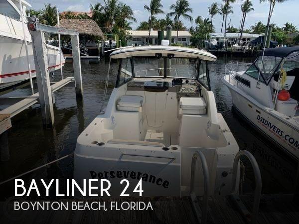 Used Bayliner 24 Boats For Sale by owner   2005 Bayliner 24