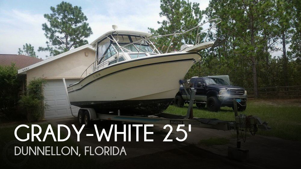 Used Grady-White Boats For Sale in Gainesville, Florida by owner | 1988 Grady-White 25
