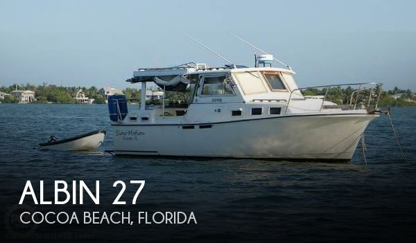 Used Albin Boats For Sale by owner | 1985 Albin 27