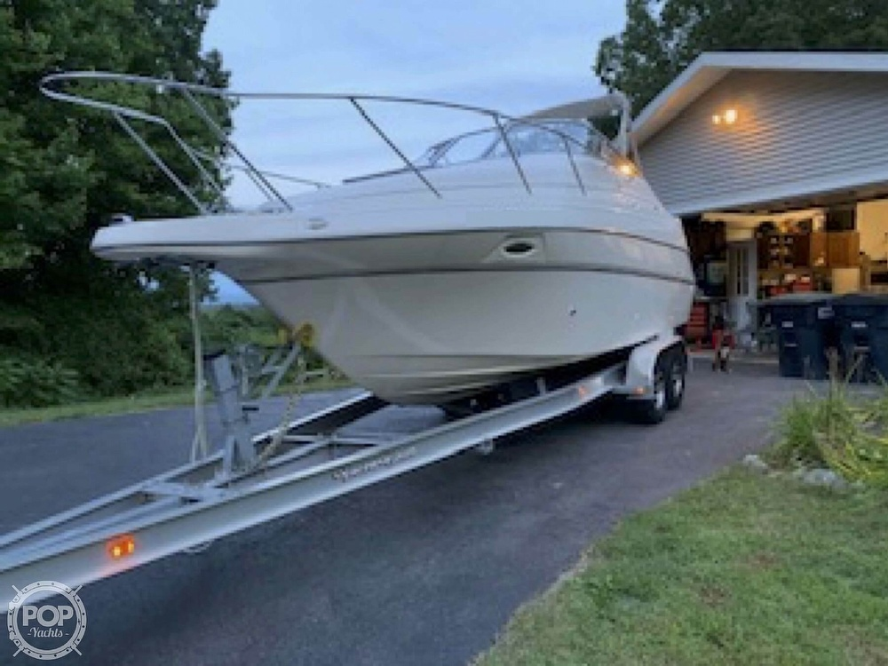 2001 Maxum boat for sale, model of the boat is 2400 SCR & Image # 2 of 40