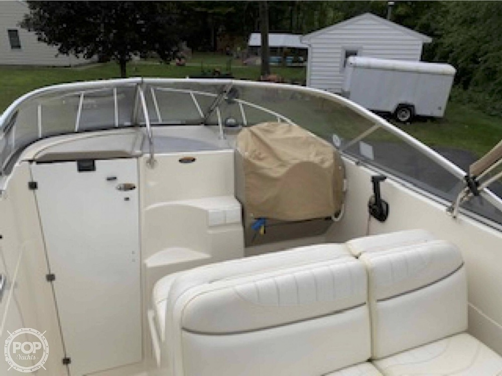 2001 Maxum boat for sale, model of the boat is 2400 SCR & Image # 26 of 40