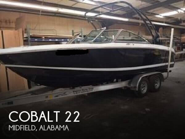 Used Boats For Sale by owner   2016 Cobalt 22