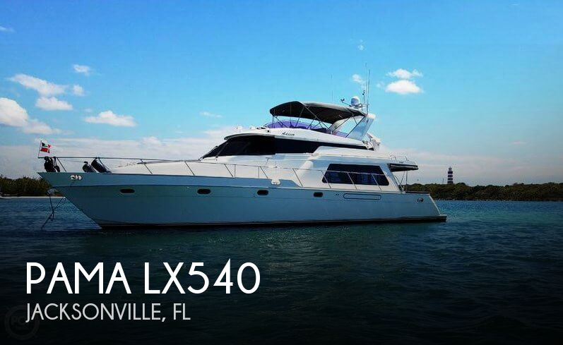Used Motoryachts For Sale by owner | 2007 Pama LX540