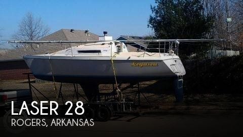 Used Laser Boats For Sale by owner | 1984 Laser 28