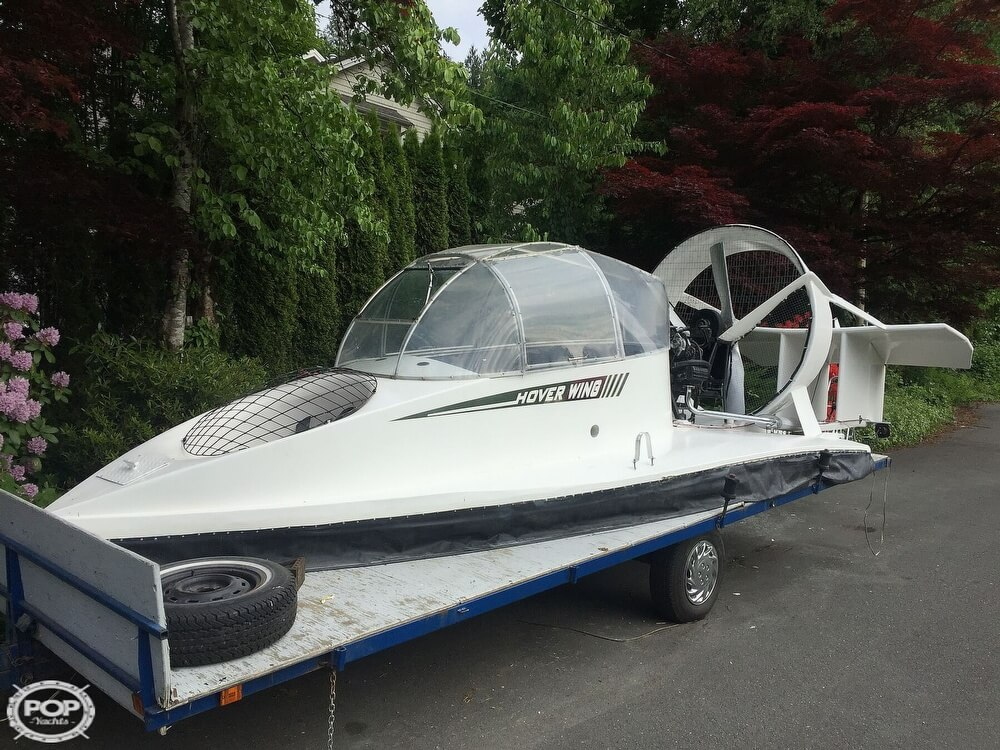 2006 Universal Hovercraft SP boat for sale, model of the boat is UH18-SPW Hoverwing & Image # 6 of 40