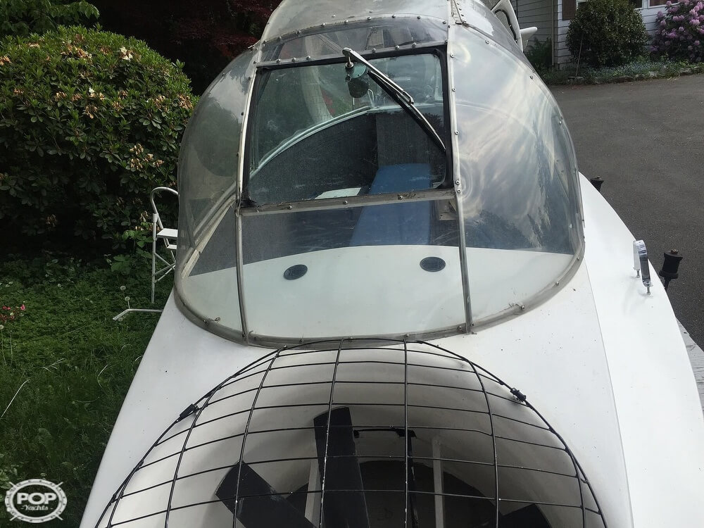 2006 Universal Hovercraft SP boat for sale, model of the boat is UH18-SPW Hoverwing & Image # 19 of 40