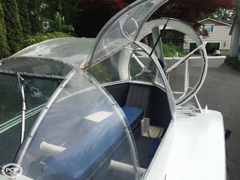 2006 Universal Hovercraft SP boat for sale, model of the boat is UH18-SPW Hoverwing & Image # 23 of 40