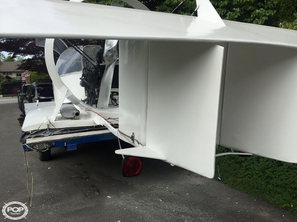 2006 Universal Hovercraft SP boat for sale, model of the boat is UH18-SPW Hoverwing & Image # 39 of 40