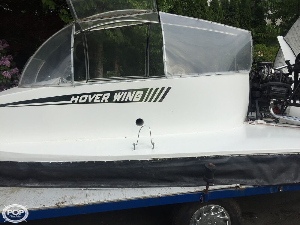 2006 Universal Hovercraft SP boat for sale, model of the boat is UH18-SPW Hoverwing & Image # 31 of 40