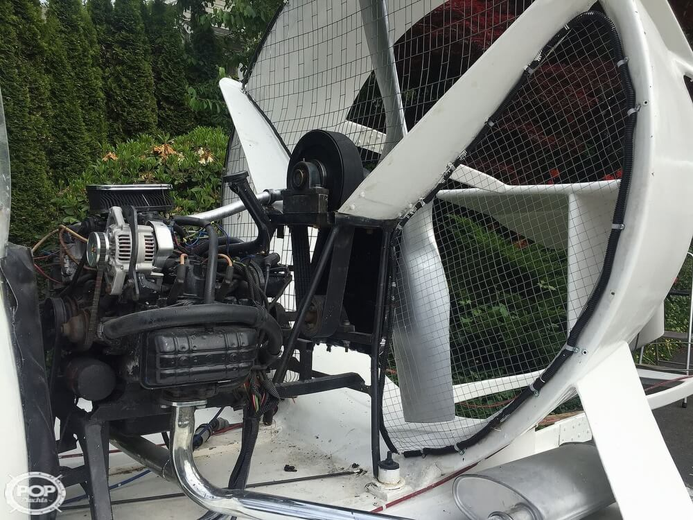 2006 Universal Hovercraft SP boat for sale, model of the boat is UH18-SPW Hoverwing & Image # 34 of 40