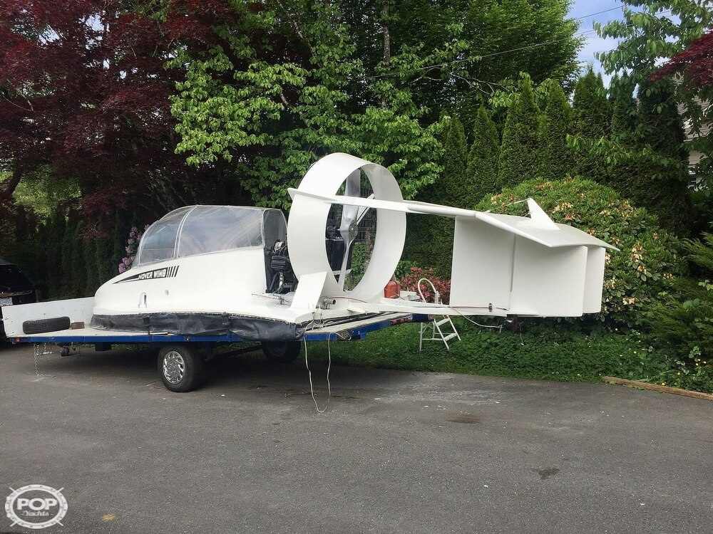2006 Universal Hovercraft SP boat for sale, model of the boat is UH18-SPW Hoverwing & Image # 12 of 40
