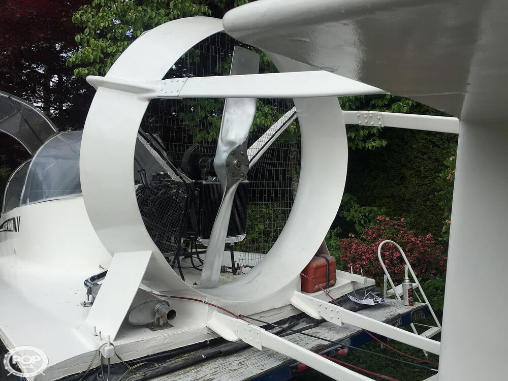 2006 Universal Hovercraft SP boat for sale, model of the boat is UH18-SPW Hoverwing & Image # 38 of 40