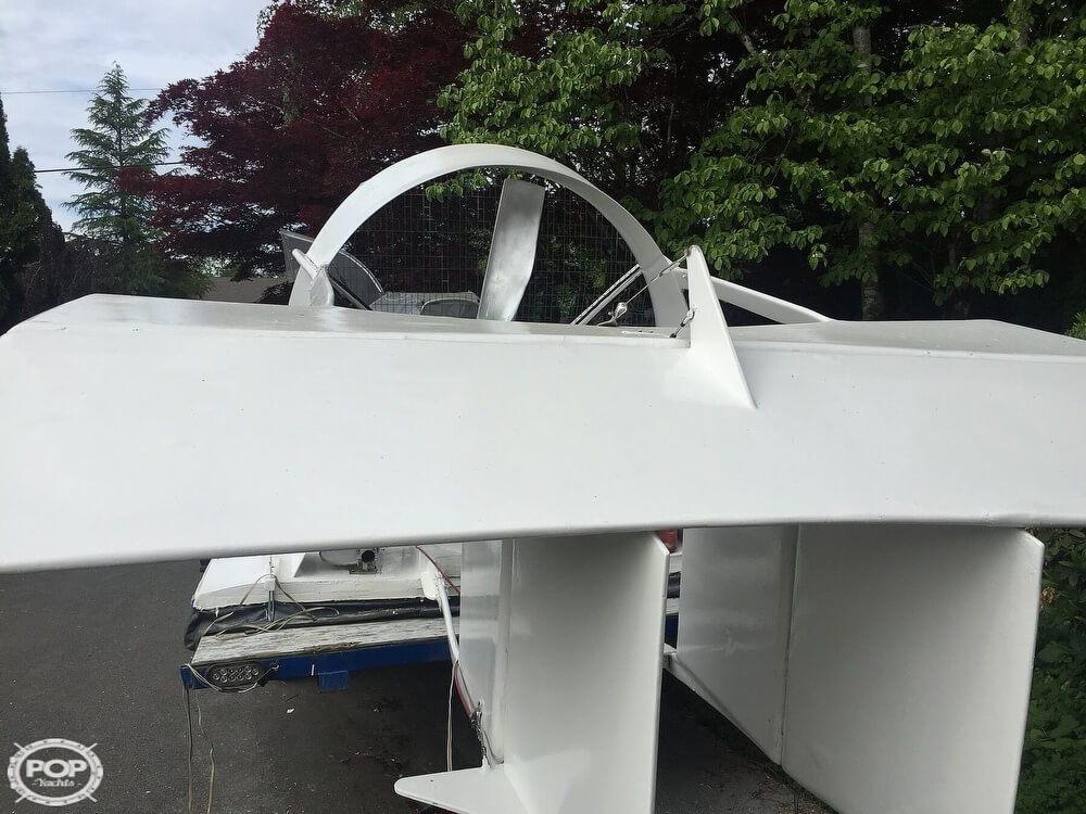 2006 Universal Hovercraft SP boat for sale, model of the boat is UH18-SPW Hoverwing & Image # 40 of 40
