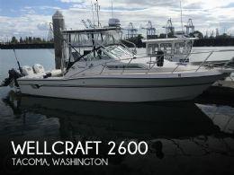 1992 Wellcraft Coastal 2600
